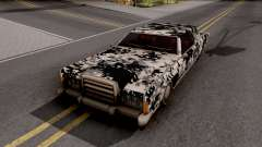 New Paintjob for Remington v1 para GTA San Andreas