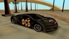 Bugatti Chiron FSB para GTA San Andreas