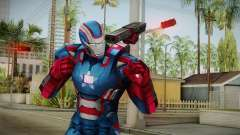 Marvel Future Fight - Iron Patriot para GTA San Andreas