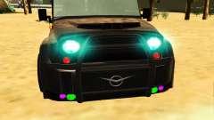 Nuevo color para los faros para GTA San Andreas