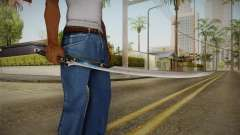 Closers Online - Yuri Official Agent Weapon 2 para GTA San Andreas