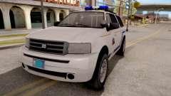 Dundreary Landstalker Hometown PD 2009 para GTA San Andreas