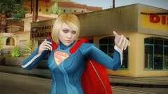 Injustice 2 - Supergirl para GTA San Andreas
