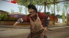 Leatherface Butcher para GTA San Andreas