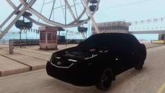 VAZ 2170 Hobo para GTA San Andreas