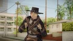 Cowboys & Aliens Daniel Craig para GTA San Andreas