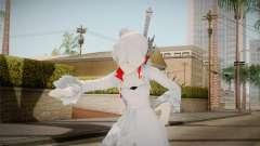 RWBY - Weiss Schnee Remade para GTA San Andreas