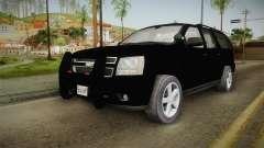 Chevrolet Suburban 2009 Flashpoint para GTA San Andreas