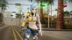 Borderlands 2 - Skimpier Maya The Siren para GTA San Andreas