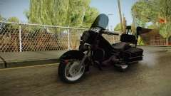 GTA 4 Police Bike para GTA San Andreas