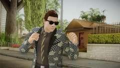 GTA Online Casual Skin para GTA San Andreas