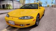 Mitsubishi Eclipse GST 1995 para GTA San Andreas