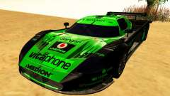 Maserati MC12 GT1 Exclusive para GTA San Andreas
