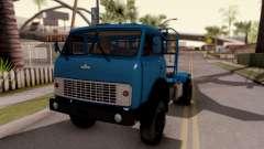 MAZ 509А de Madera para GTA San Andreas