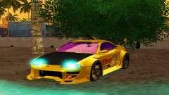Mitsubishi Eclipse GST 1999 para GTA San Andreas