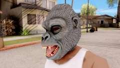 La Máscara De Gorila para GTA San Andreas