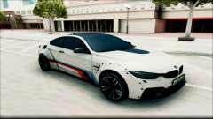 BMW M4 Perfomance para GTA San Andreas