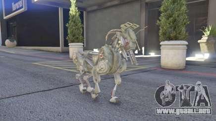 DOG Military Robot 1.0 para GTA 5