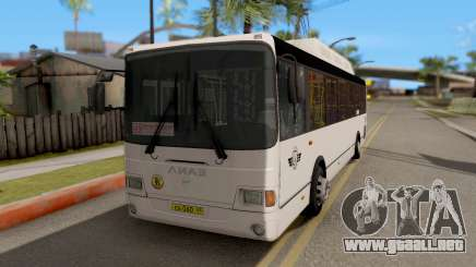 LiAZ-5293.70 para GTA San Andreas