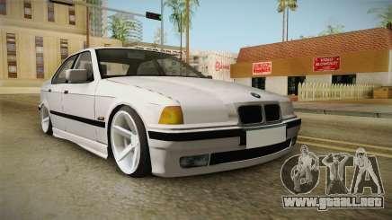 BMW 3 Series E36 1992 Sedan para GTA San Andreas
