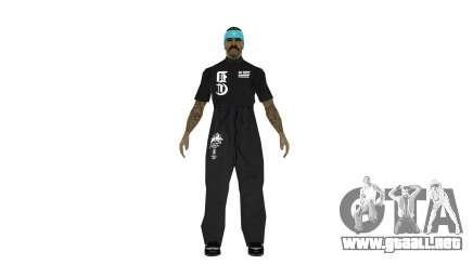 Completo pack de skins Ghetto para GTA San Andreas