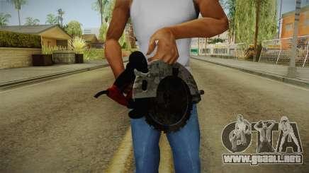 Resident Evil 7 - Circular Saw para GTA San Andreas