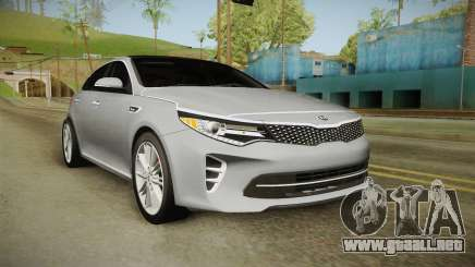 Kia Optima 2016 para GTA San Andreas