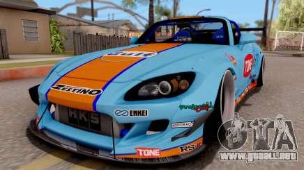 Honda S2000 Pandem Gulf Racing para GTA San Andreas