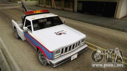 Whetstone Forasteros Vehicle para GTA San Andreas