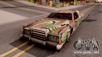 New Paintjob for Remington v3 para GTA San Andreas