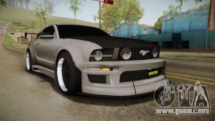 Ford Mustang Rocket JDM para GTA San Andreas