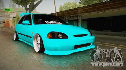 Honda Civic Hatchback para GTA San Andreas