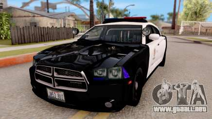 Dodge Charger Police Interceptor para GTA San Andreas