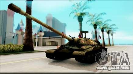 Isaías 7 para GTA San Andreas