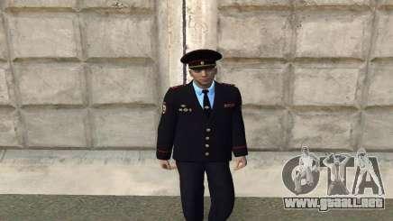 MI coronel para GTA San Andreas