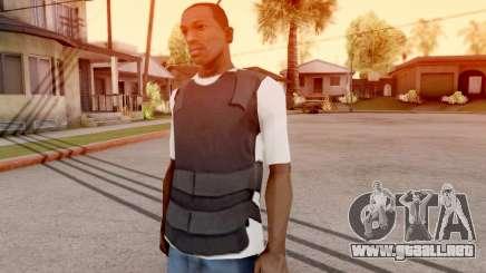 Chaleco top t-shirt para GTA San Andreas