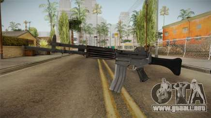 Daewoo K-2 Assault Rifle para GTA San Andreas