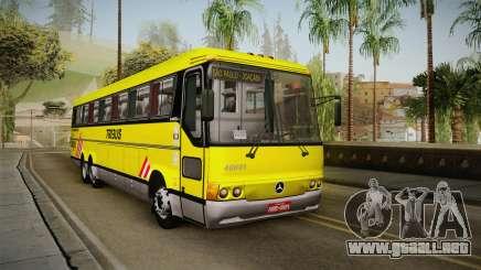 Mercedes-Benz O400 RSD Itapemirim Tribus para GTA San Andreas