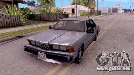 VCS Sentinel para GTA San Andreas