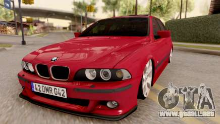 BMW M5 E39 MPOWER para GTA San Andreas