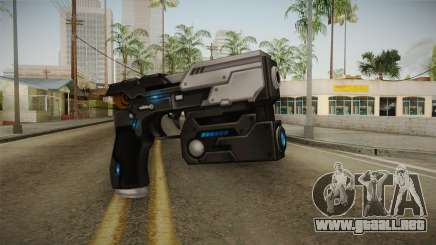 Closers Online - Yuri Official Agent Weapon 1 para GTA San Andreas