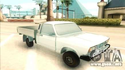 VAZ 2105 de Recogida para GTA San Andreas