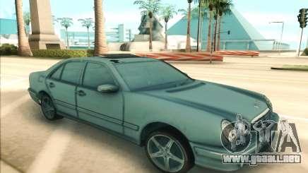 Mercedes-Benz W210 E55 para GTA San Andreas