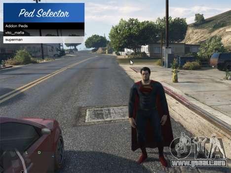 GTA 5 AddonPeds 3.0 tercera captura de pantalla
