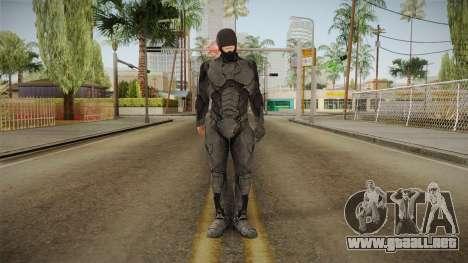 RoboCop (2014) para GTA San Andreas segunda pantalla