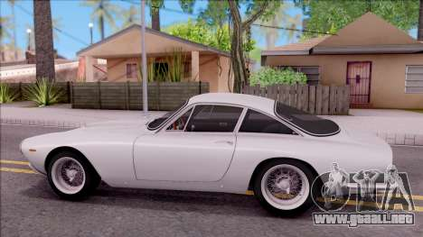Ferrari 250 GT Berlinetta Lusso 1963 para GTA San Andreas left