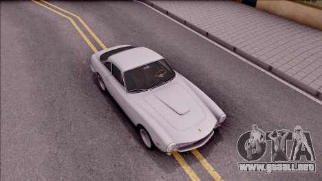 Ferrari 250 GT Berlinetta Lusso 1963 para la visión correcta GTA San Andreas