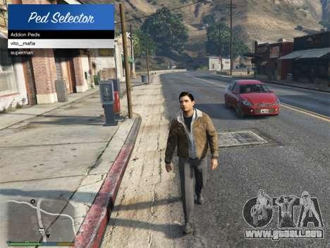 GTA 5 AddonPeds 3.0 cuarto captura de pantalla