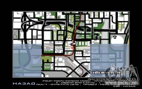 Nuevas texturas del hotel Incluyen para GTA San Andreas quinta pantalla