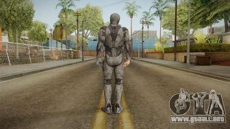 RoboCop (2014) para GTA San Andreas tercera pantalla